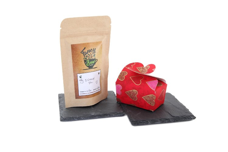 I Choose You Valentine Gift Set Limited Edition Fancy A Brew
